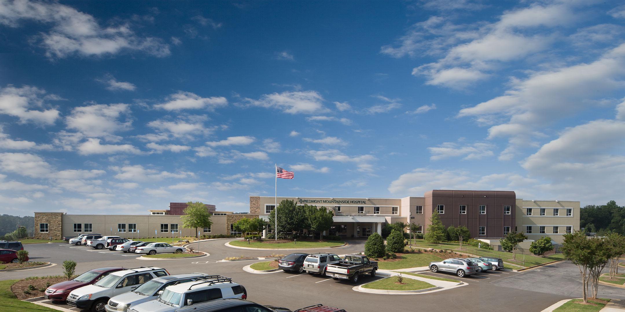 piedmont hospital mountainside  u2013 howell rusk dodson